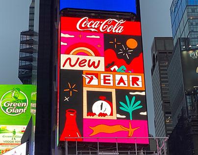 Coca-Cola: New Year, New Hope
