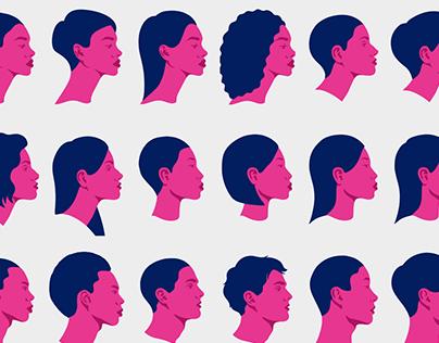 Modular Illustration System | Pegasystems