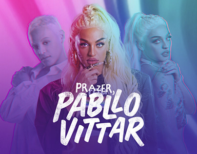 PRAZER PABLLO VITTAR | PROMO SOCIAL MEDIA