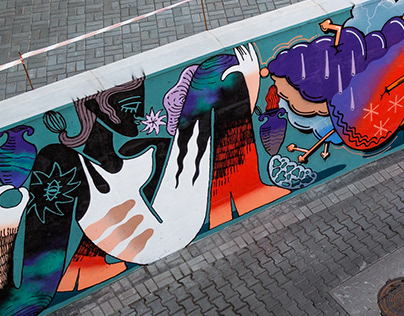 Murals for KLO