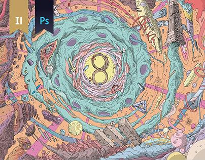 Ouroboros - Graphic Novel
