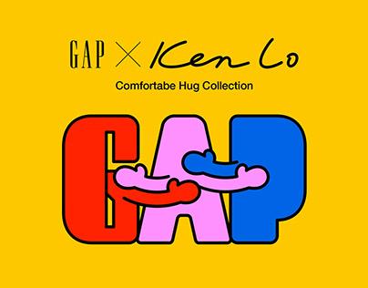 GAP X Ken Lo Comfortable Hug Collection