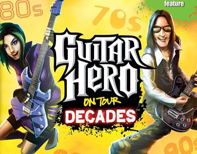 Guitar Hero DS
