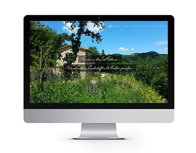 Webdesign Toscana