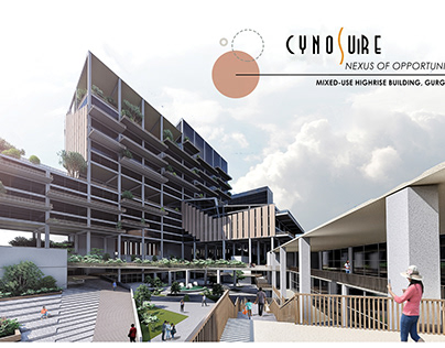 CYNOSURE- Mixed-use Highrise