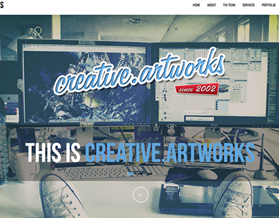 creative.artworks Official Website