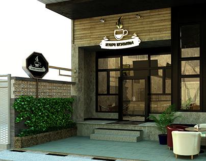 Coffee Shop Design   Maxima Architect & Interior Design