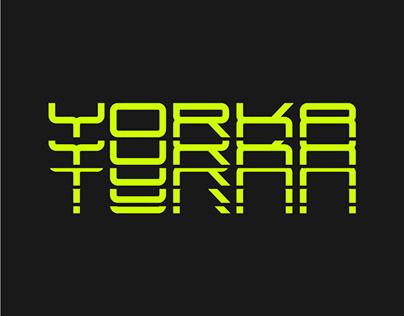 Yorka Typeface