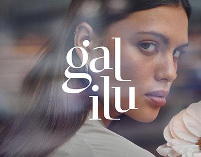 GALILU / rebranding