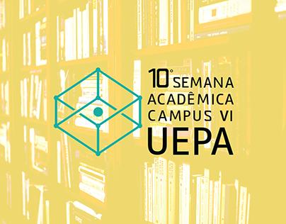 10º Semana Acadêmica Campus VI - UEPA