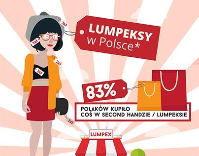 lumpeksy - infographic