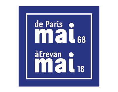 DE PARIS MAI 68 À EREVAN MAI 2018