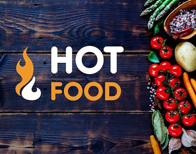 Hot Food, Сайт доставки готовой еды