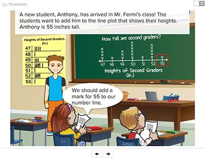 TenMarks - Math Teach Lessons