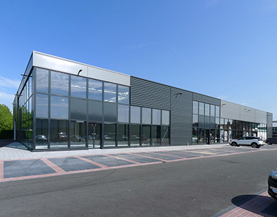 Company building renovation, Maarssen, the Netherlands
