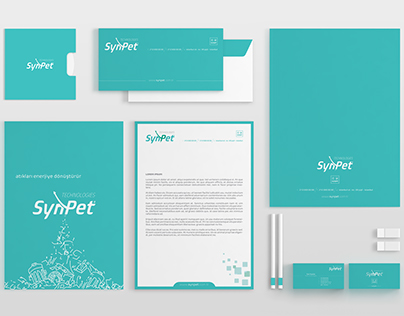SynPet Corporate Identity Work