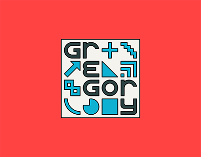Gregory – Personal Brand Logo