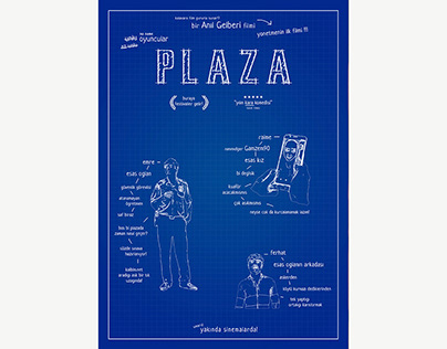 Poster Design: Plaza