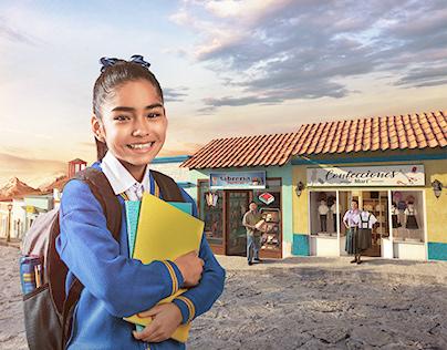 Caja Piura - Crédito Escolar