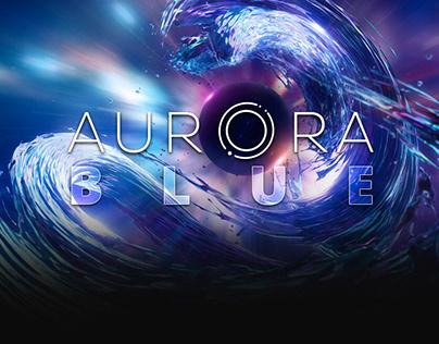 Aurora - Exhibition VI BLUE