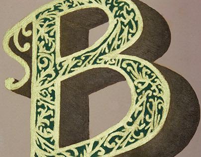 Calligraphy&typography