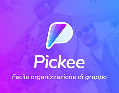 Pickee - Branding