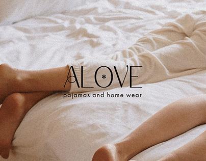 ALOVE | pajamas and home wear