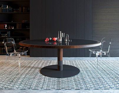 """""""ARENA"""" The design of the table"""