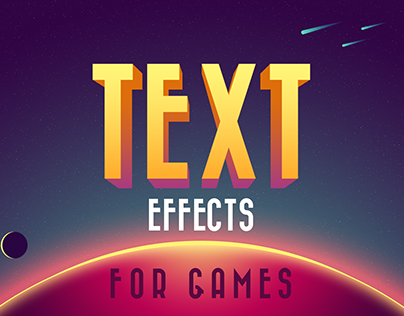 Text Effects For Games 2