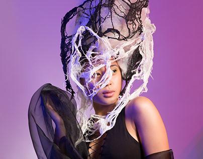 Avant Garde Hair Shoot with Ah Kim Anthony