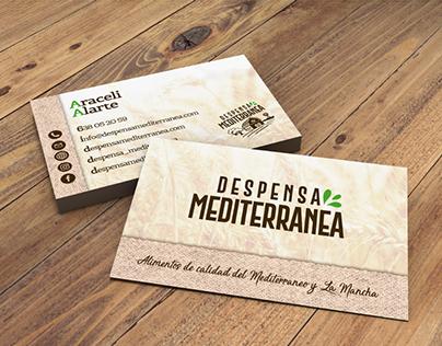 Despensa Mediterránea | Branding