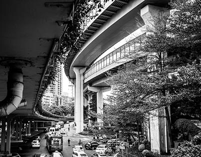 Guangzhou Elevated Highways