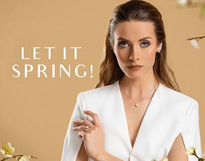 Almas - Let It Spring Campaign - 2019