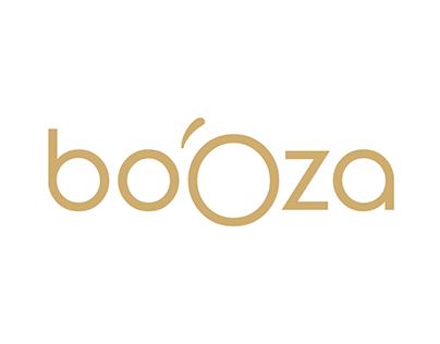 boOza Drink Identity Design