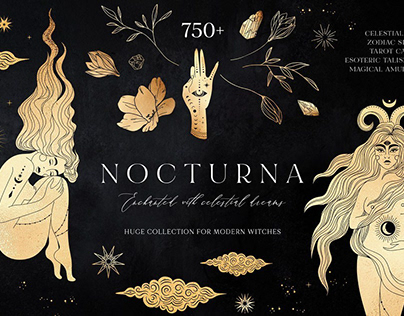 NOCTURNA Hidden Secrets Collection