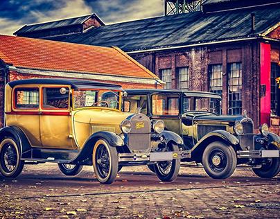 Ford Classic PKW Auto