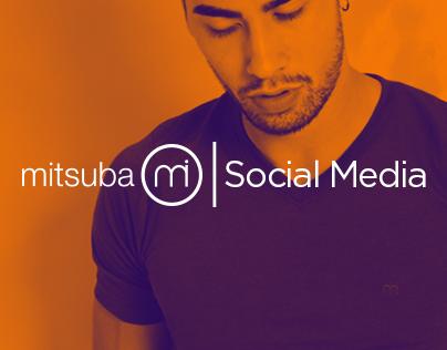 Mitsuba -Socia Media
