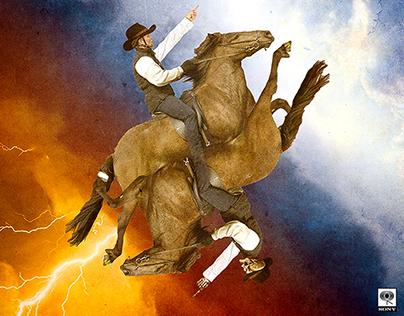 Ghost Riders in the Sky Album Art