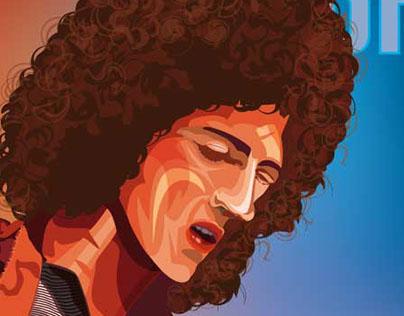 Brian May | Tributo
