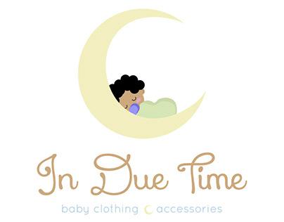In Due Time Logo Design