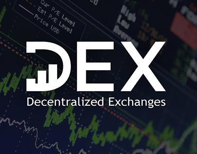 Logo Design for Dex Decentralized Exchanges