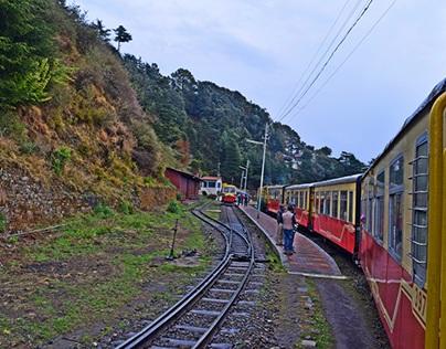 Shimla Toy Train