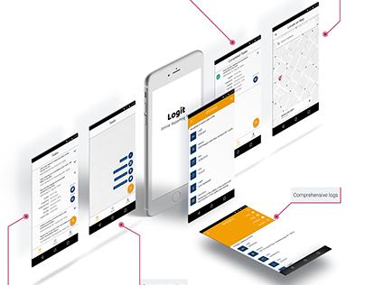 Logit   Online Reporting Tool   Product Development