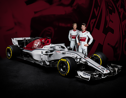 Alfa Romeo Formula 1 - Digital Content