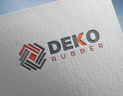 Deko Rubber Branding