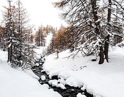 Vallée de la Clarée - Hautes-Alpes
