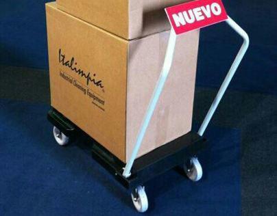 Convertible Utility Cart / Carro Utilitario Convertible