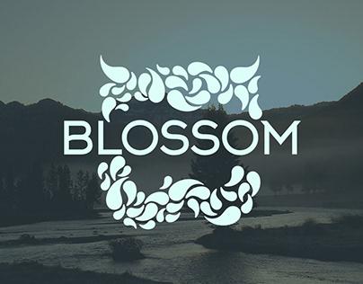 Logo Design : Blossom