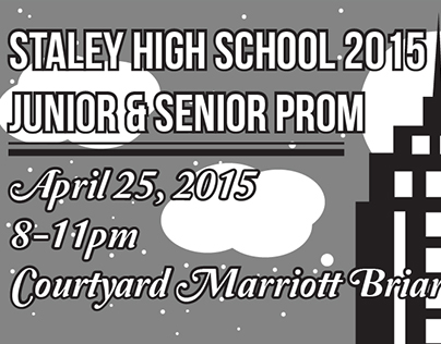 Staley High School Prom Tickets