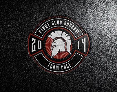 Fight Club Shadow | Logo Design